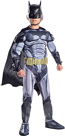 PREMIUM EDITION BATMAN COSTUME FOR LARGER BOYS