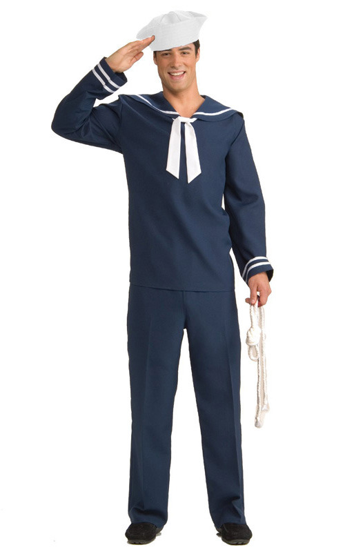 AHOY MATEY SAILOR COSTUME FOR MEN