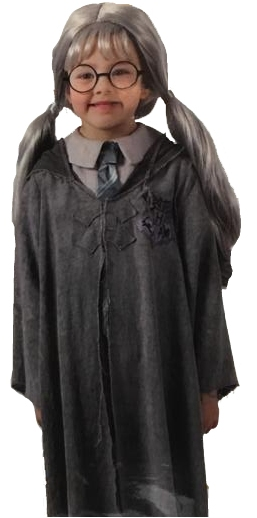 HARRY POTTER'S DELUXE MOANING MYRTLE CHILD COSTUME