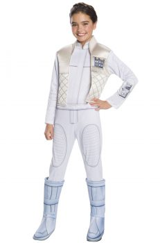 STAR WARS HOTH PRINCESS LEIA COSTUME FOR GIRLS