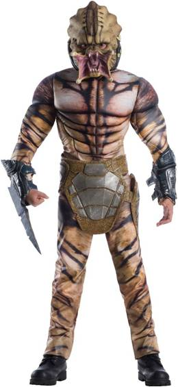 DELUXE PREDATOR COSTUME FOR TEEN BOYS