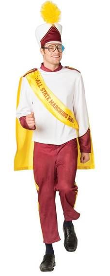 MARCHING BAND COSTUME FOR MEN