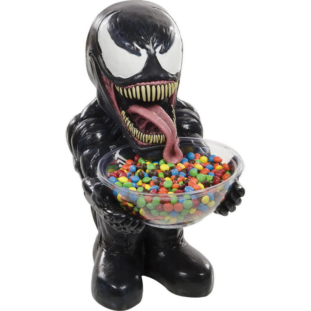 MARVEL COMICS VENOM CANDY BOWL