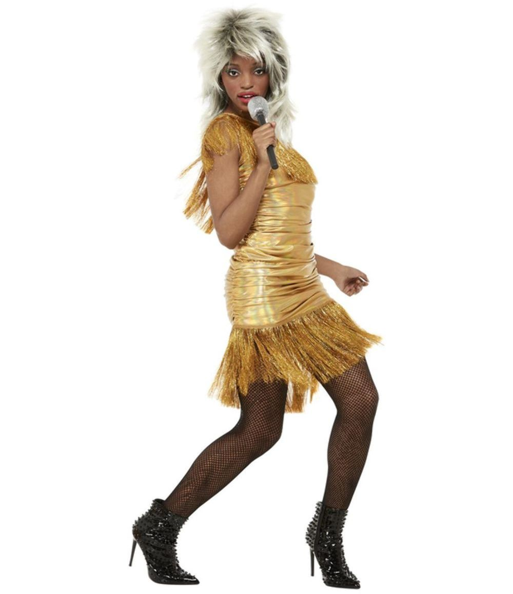 SIMPLY THE BEST TINA TURNER COSTUME FOR WOMEN