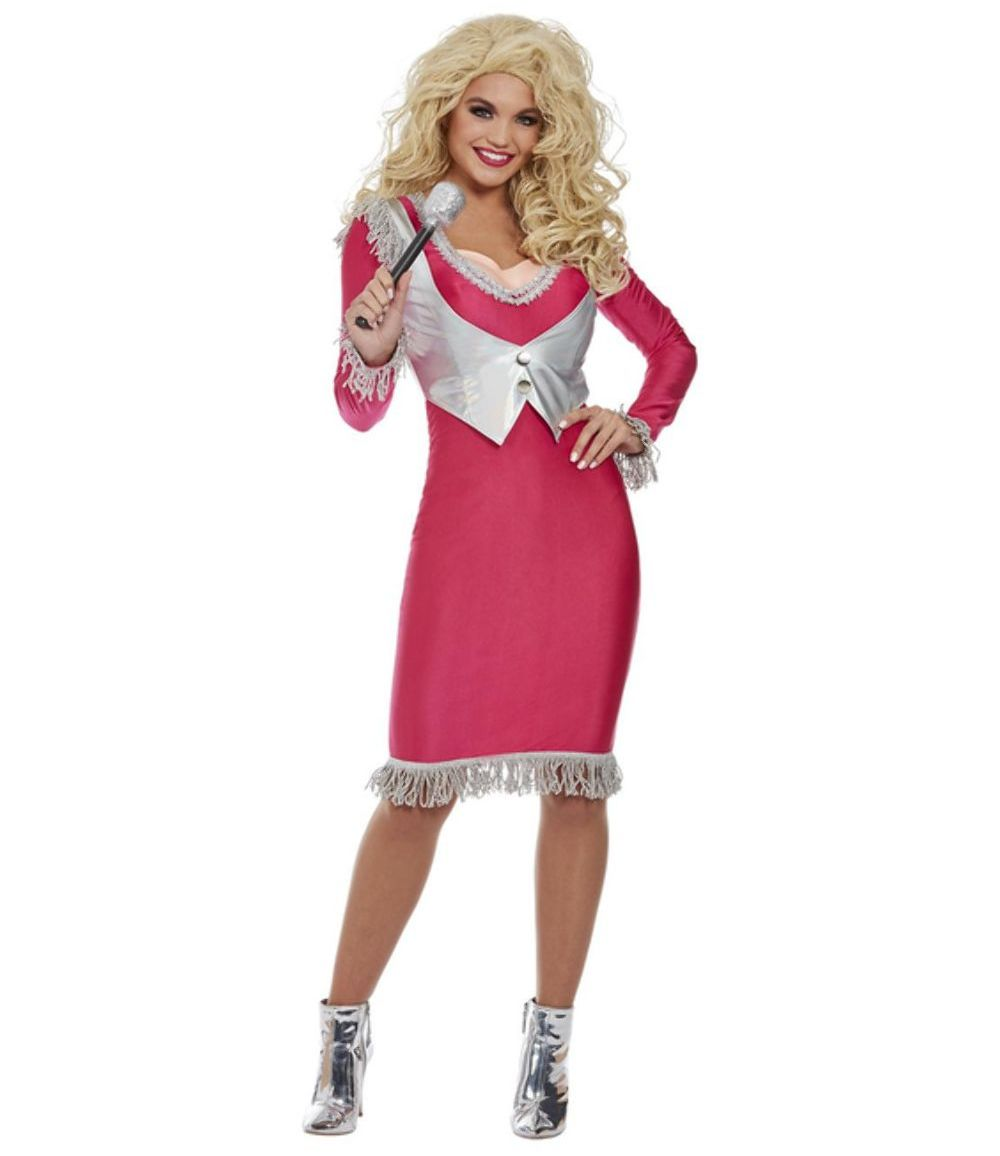 DOLLY PARTON COSTUME FOR WOMEN
