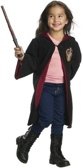 GRYFFINDOR ROBE COSTUME FOR TODDLERS