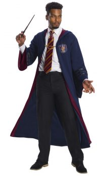 DELUXE HARRY POTTER GRYFFINDOR ROBE FOR ADULTS