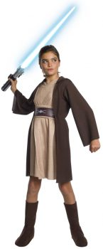 DELUXE JEDI KNIGHT COSTUME FOR GIRLS