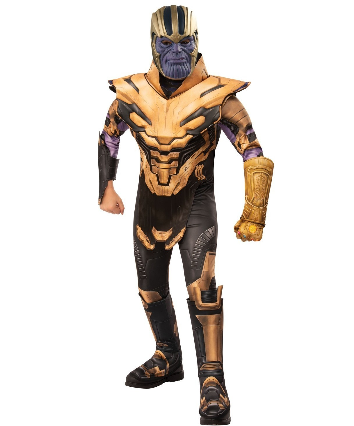 AVENGERS:END GAME THANOS COSTUME FOR BOYS