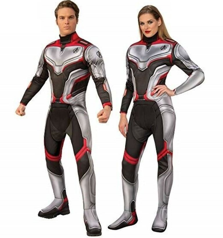 AVENGERS UNISEX TEAM SUIT COSTUME FOR ADULTS