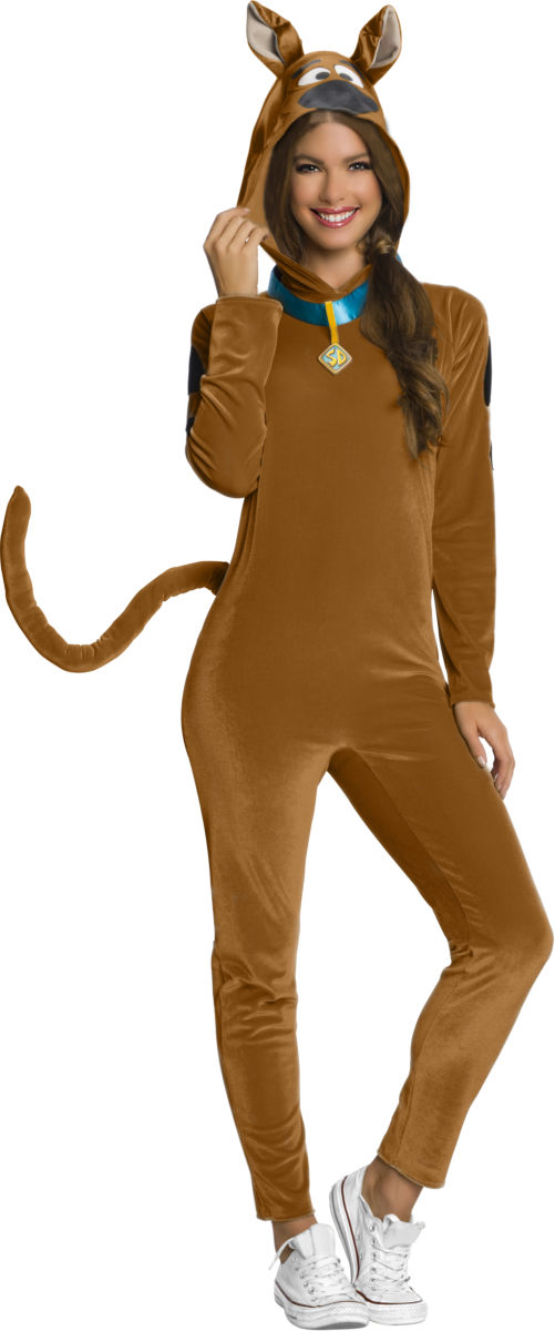 SEXY SCOOBY DOO COSTUME FOR WOMEN
