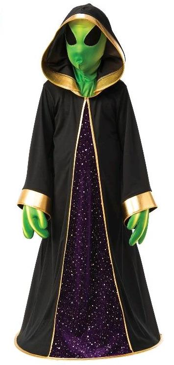 ALIEN COSTUME FOR KIDS