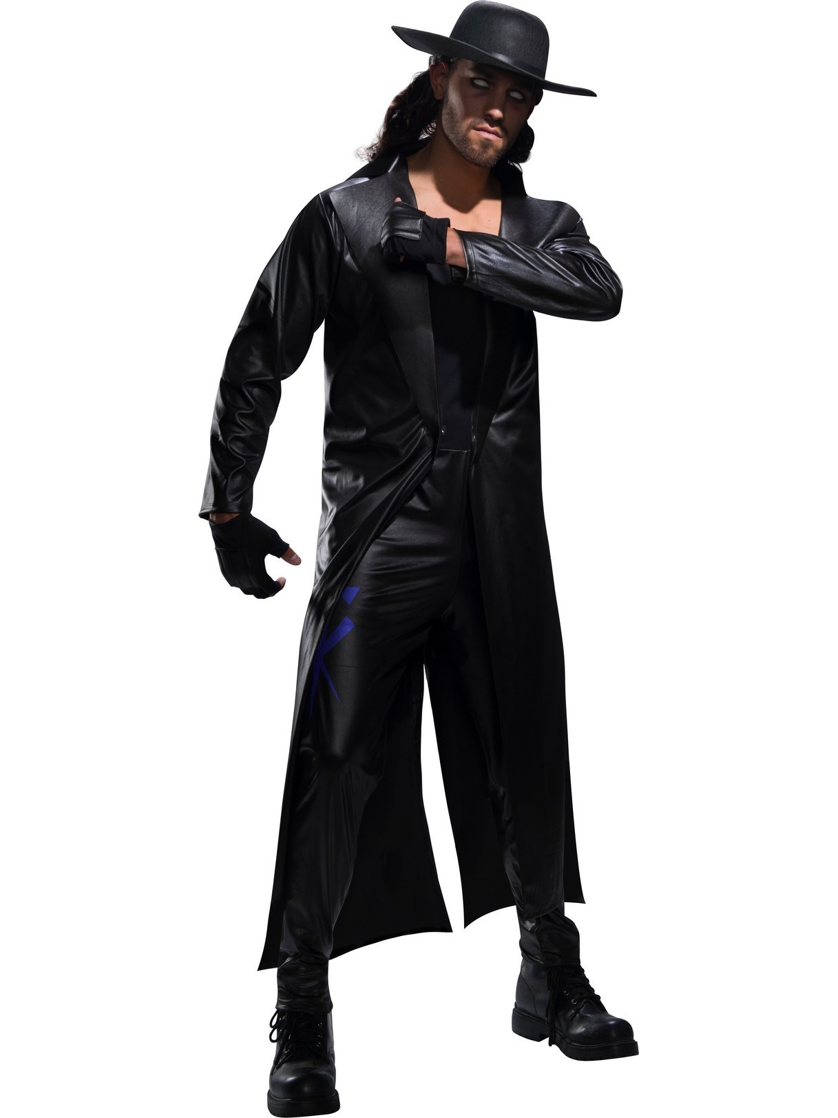 WWE DELUXE THE UNDERTAKER COSTUME FOR MEN