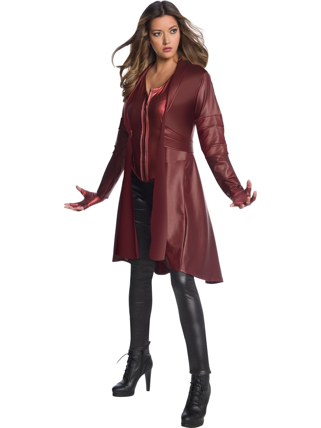 AVENGERS SCARLET WITCH COSTUME FOR WOMEN