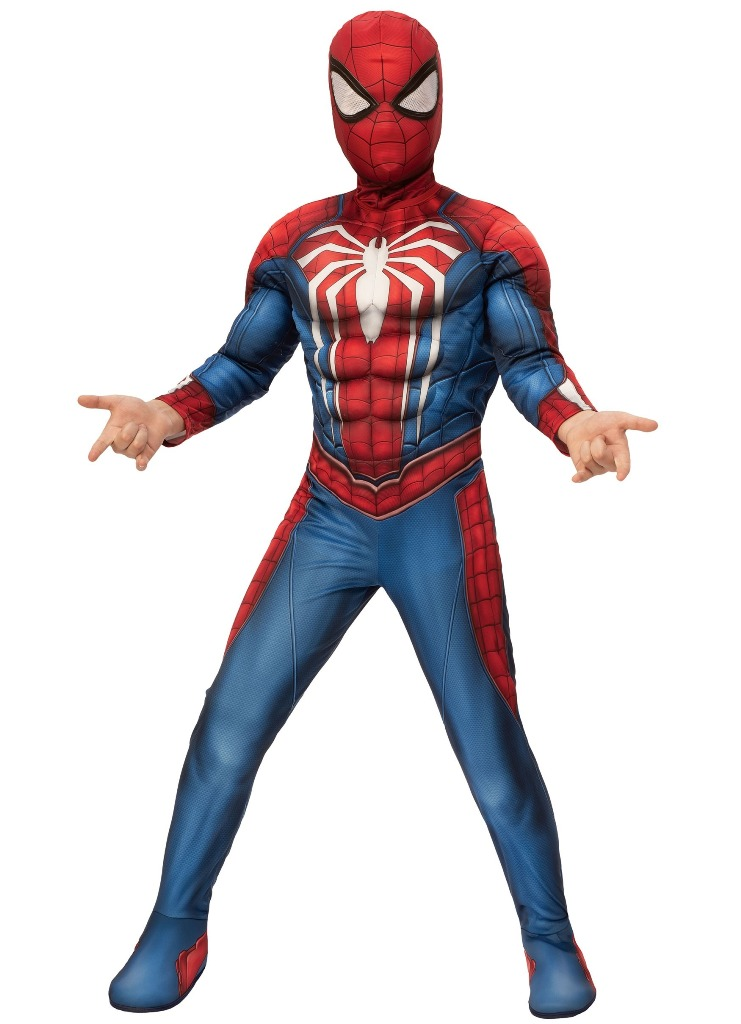 GAMERVERSE SPIDER-MAN MUSCLE COSTUME FOR BOYS