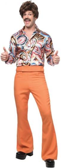 70s DUDE COSTUME FOR MEN