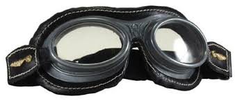 HARRY POTTER QUIDDITCH COSTUME GOGGLES