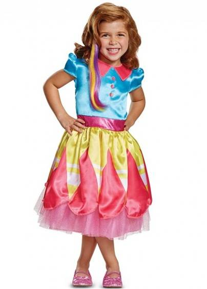 SUNNY DAY COSTUME FOR GIRLS