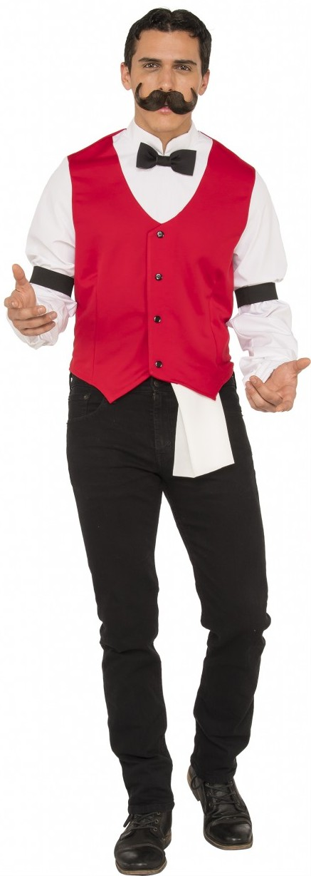 BARTENDER COSTUME FOR MEN