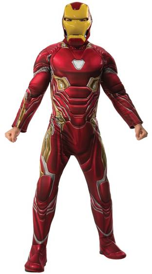 AVENGERS: INFINITY WAR IRON MAN COSTUME FOR MEN