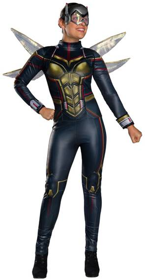 DELUXE ANT-MAN'S THE WASP COSTUME FOR WOMEN