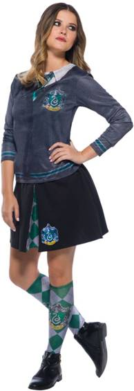HARRY POTTER SLYTHERIN TOP FOR WOMEN
