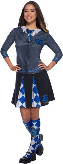 HARRY POTTER RAVENCLAW TOP FOR WOMEN