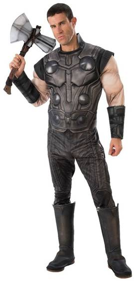 AVENGERS: INFINITY WAR DELUXE THOR COSTUME FOR MEN