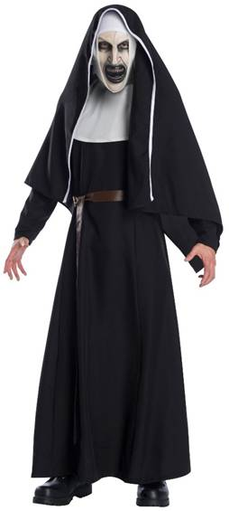 THE NUN MOVIE COSTUME FOR ADULTS