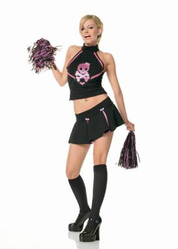 MORBID CHEERLEADER