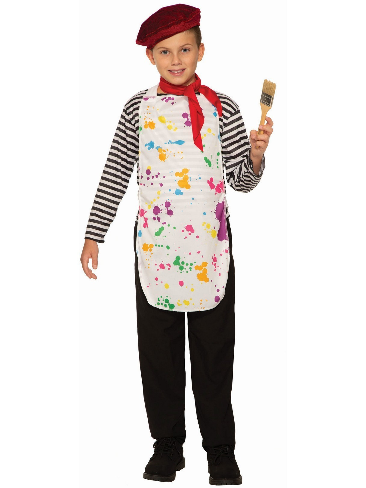 ARTIST PAINTER COSTUME FOR KIDS