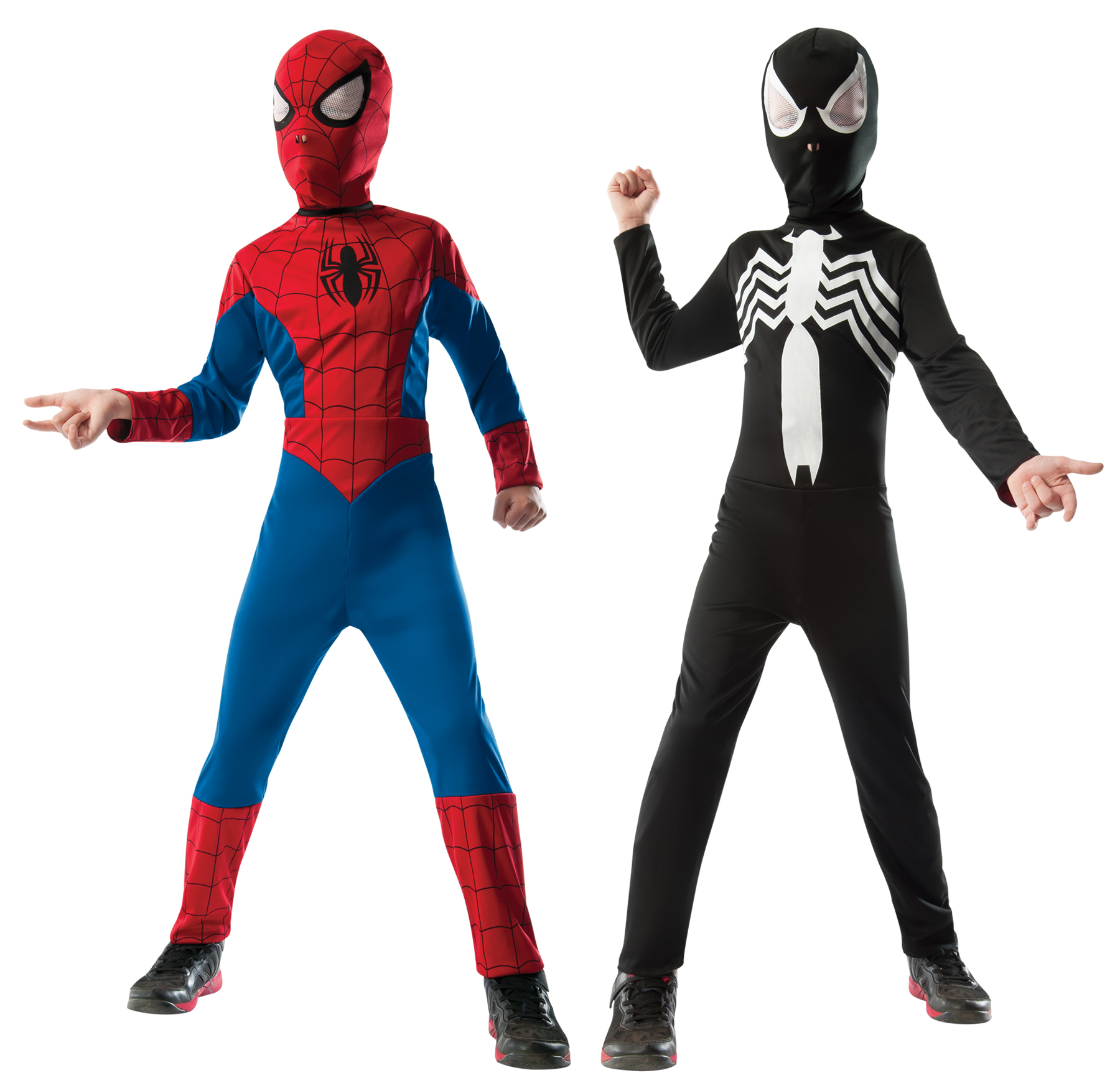 REVERSIBLE SPIDER-MAN/VENOM COSTUME FOR BOYS
