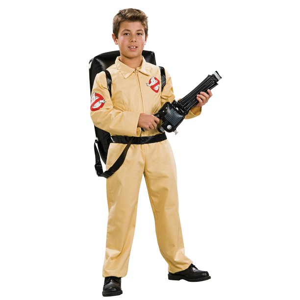 DELUXE GHOSTBUSTERS COSTUME FOR KIDS