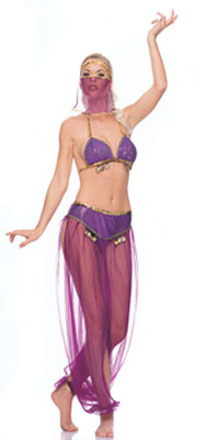 HAREM DANCER (LILAC)