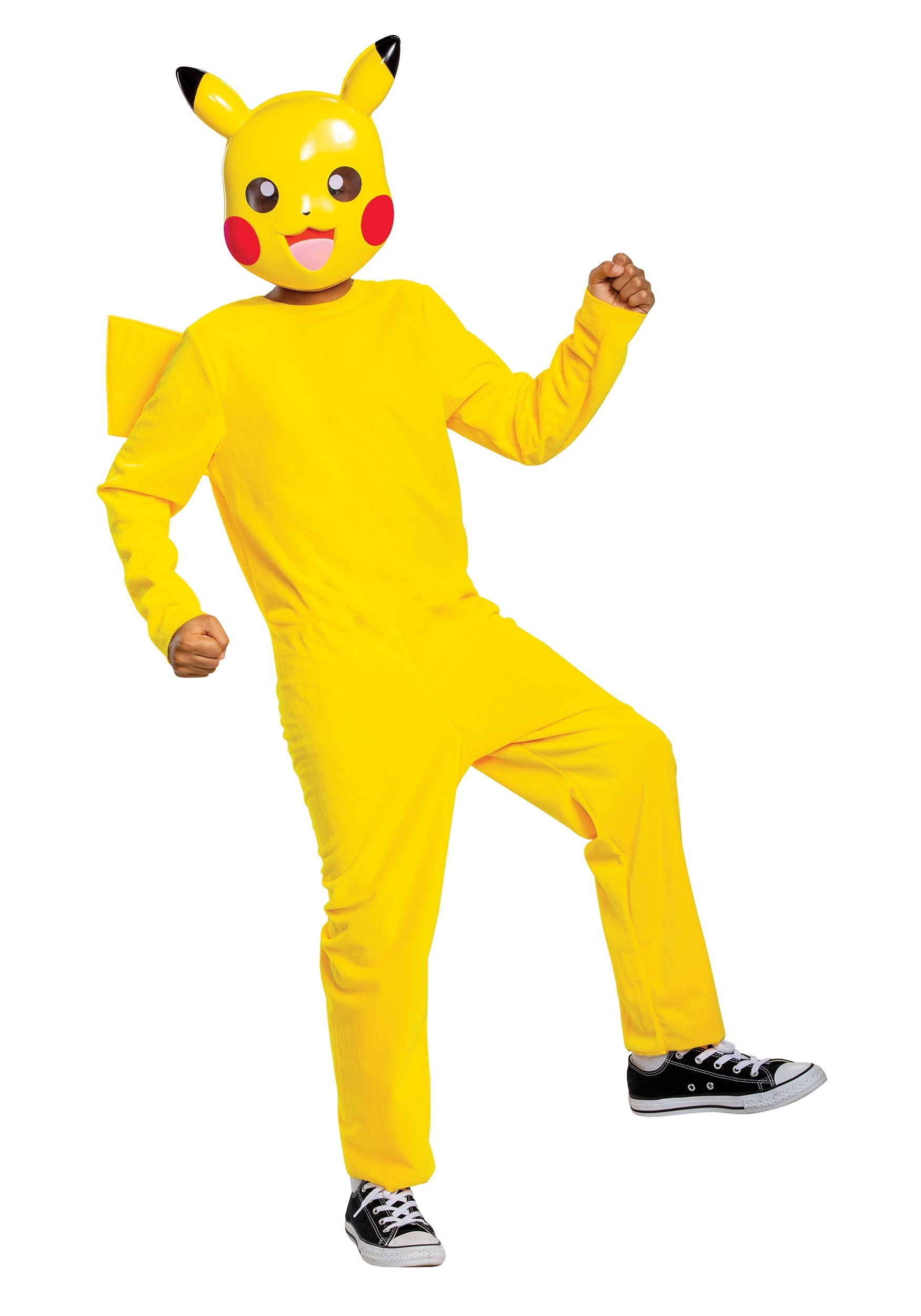 DELUXE POKEMON PIKACHU COSTUME FOR BOYS