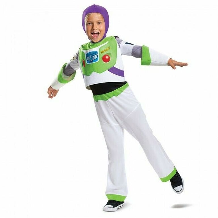 TOY STORY CLASSIC BUZZ LIGHTYEAR COSTUME FOR BOYS
