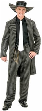 ZOOT SUIT BLACK/WHITE