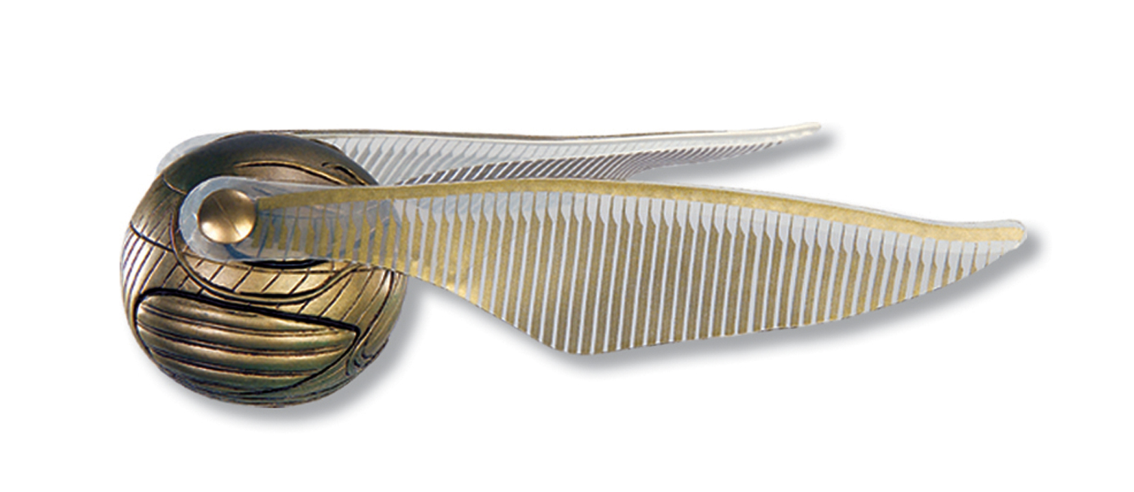 HARRY POTTER GOLDEN SNITCH QUIDDITCH ACCESSORY