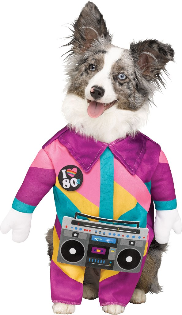 80s DOG COSTUME FOR DOGS