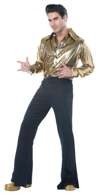 70s DISCO KING COSTUME FOR MEN