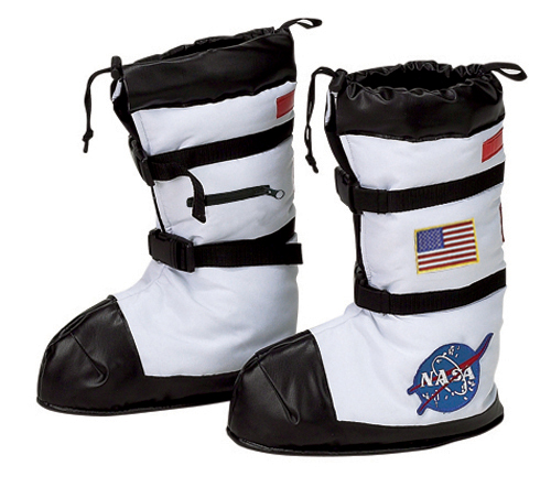 ASTRONAUT SPACE BOOT COVERS