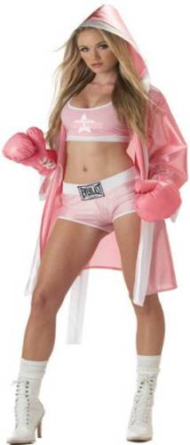 EVERLAST BOXER CHIC