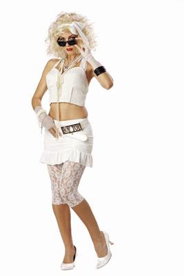 BOY TOY  sc 1 st  Crazy For Costumes & All u003e Teen Girls u003e Rock Stars u0026 Singers - Crazy For Costumes/La Casa ...