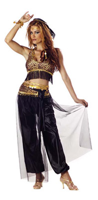 EGYPTIAN DANCER