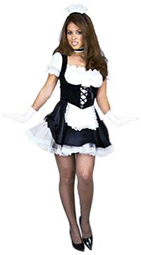 FE FE THE FRENCH MAID