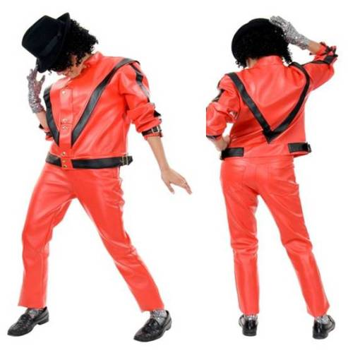 80'S POP STAR MOONWALKER COSTUME