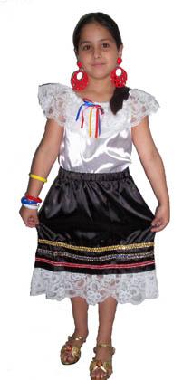 COLOMBIAN REGIONAL COSTUME Click for larger image  sc 1 st  Crazy For Costumes & Crazy For Costumes/La Casa De Los Trucos (305) 858-5029 - Miami ...
