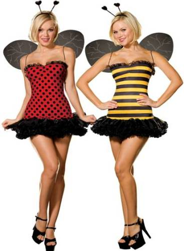 BUGGIN' OUT *REVERSIBLE COSTUME*