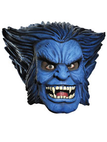 BEAST ADULT VINYL FULL MASK