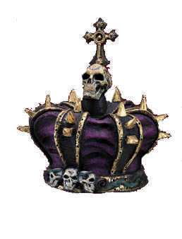 ***SOLD OUT*** EVIL QUEEN'S CROWN